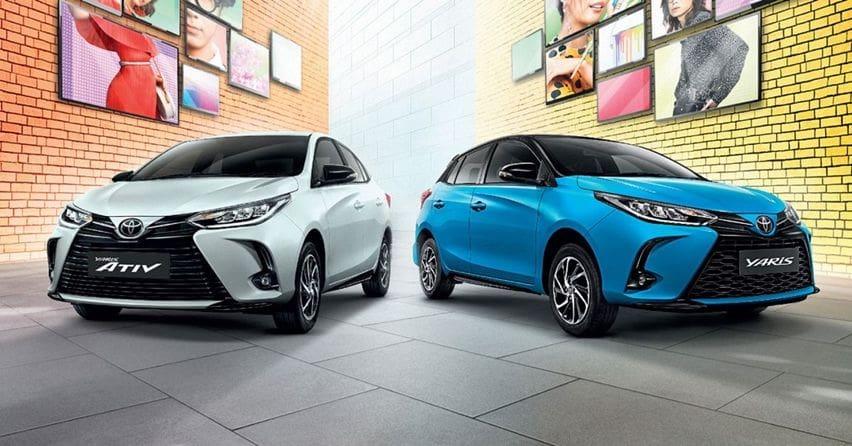 Toyota Yaris Dan Vios Facelift Meluncur Di Thailand Apa Saja Yang Baru Oto