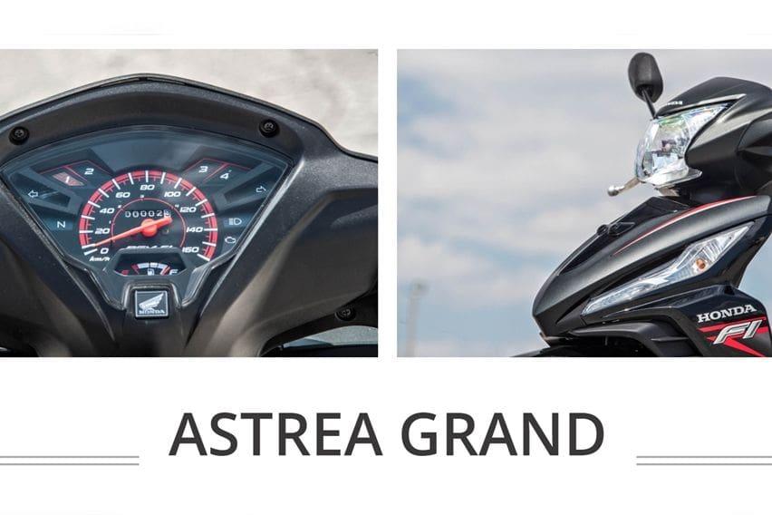 Astrea Grand (Revo) Yunani