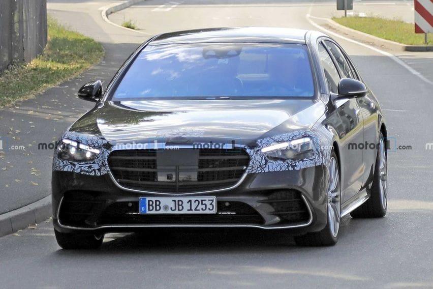 Seleksi Mesin Mercedes Benz S-Class W223 Diungkap, Unit V12 Belum Punah