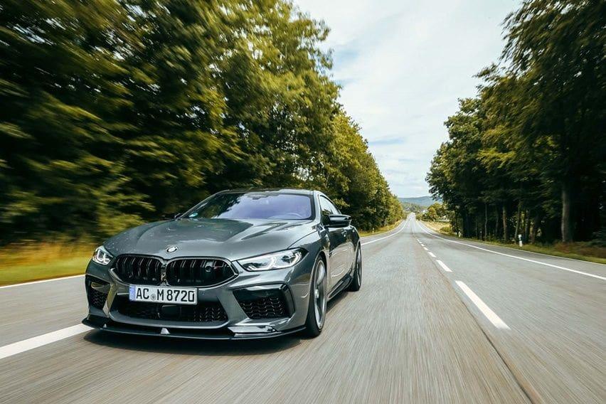 AC Schnitzer Garap Jajaran BMW M8, Suguhkan Performa Galak dan Tampilan Gahar