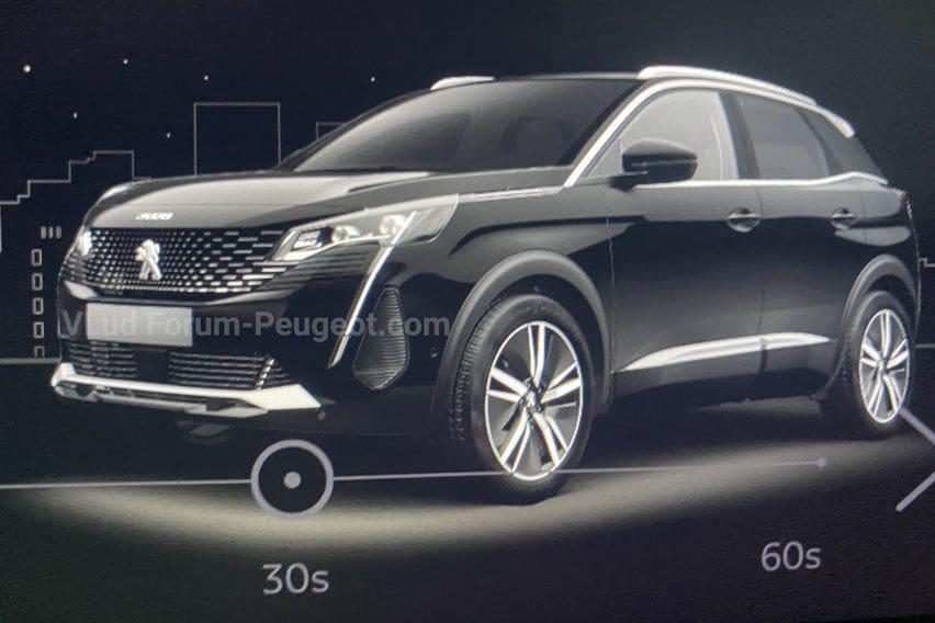 Peugeot 3008 Facelift Diluncurkan Online 1 September 2020, Begini Ubahannya