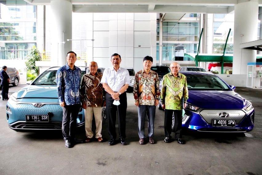 Hyundai Kona electric siap mendebut di Indonesia