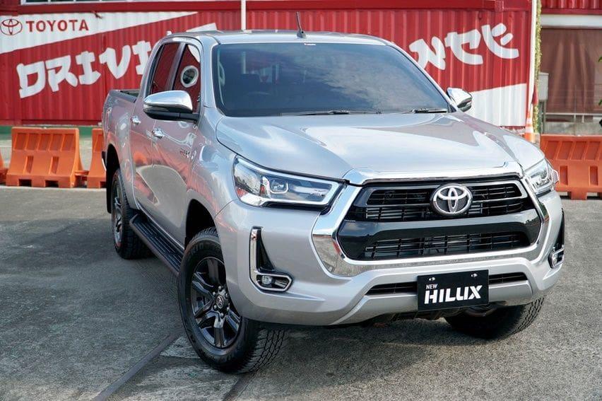 Yakin Ubahan Hilux Diterima Positif, Toyota Pasang Target 600 Unit per Bulan