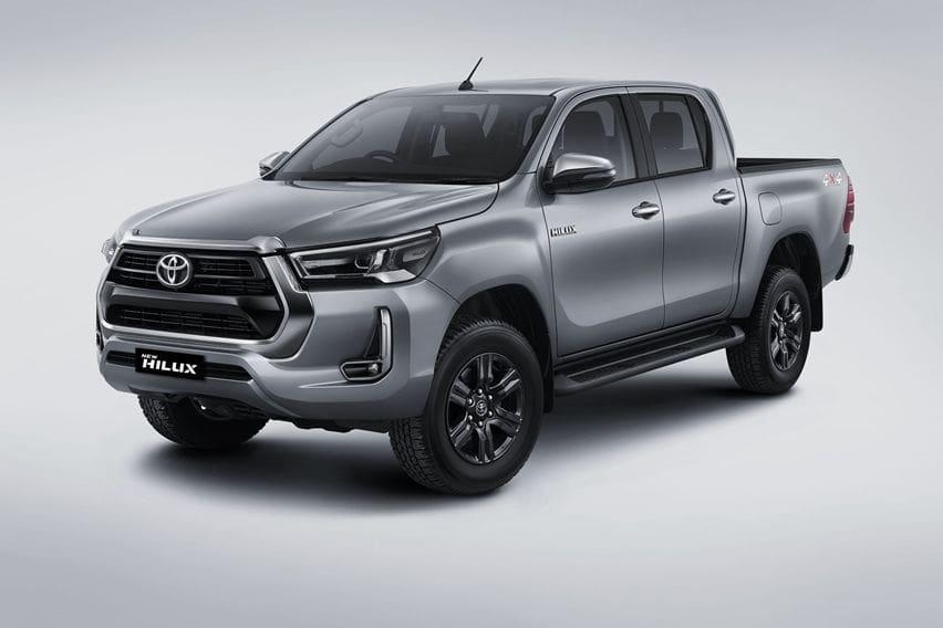 Punya Enam Tipe Berbeda, Begini Detail Varian New Toyota Hilux