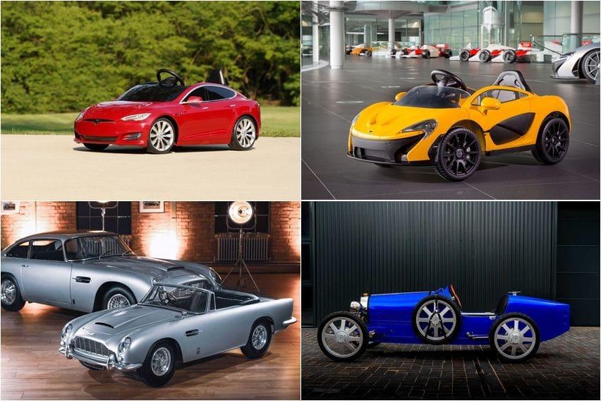 6 Mobil Mainan Listrik Keren untuk Anak-anak, Lisensi Pabrikan Ternama