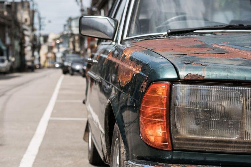Cara Melindungi Mobil dari Karat