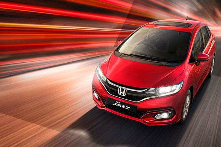 Honda Jazz: Not your typical small car