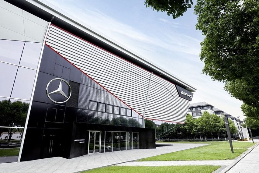Mercedes-AMG Experience Centre