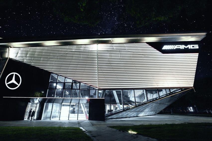 Mercedes-AMG Bangun Experience Centre Perdana di Cina