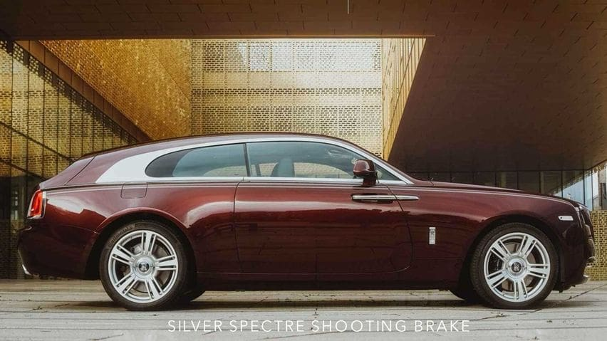 Rolls Royce Carat Duchatelet