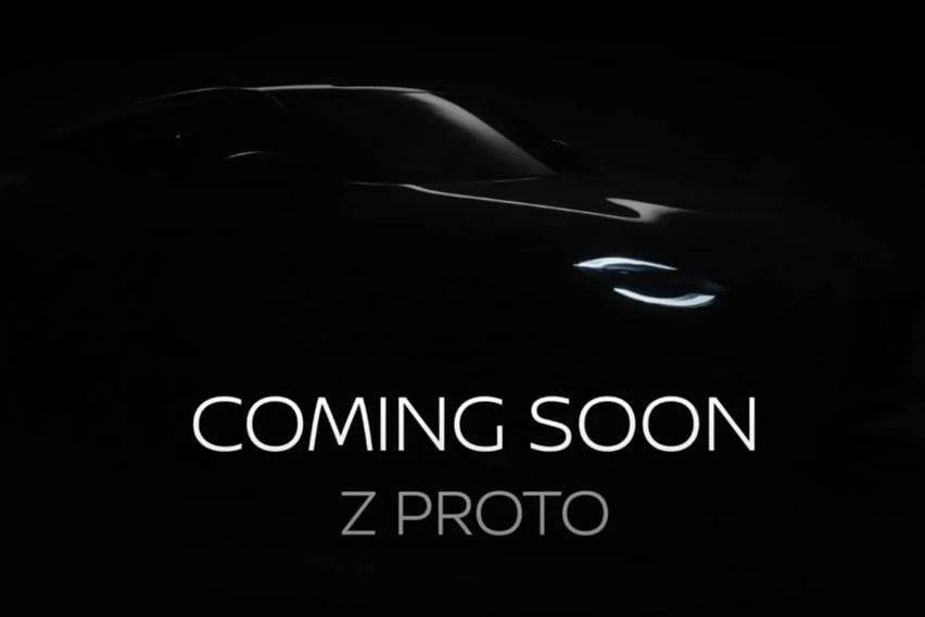 Get ready for the Nissan Z Proto, to debut on September 16
