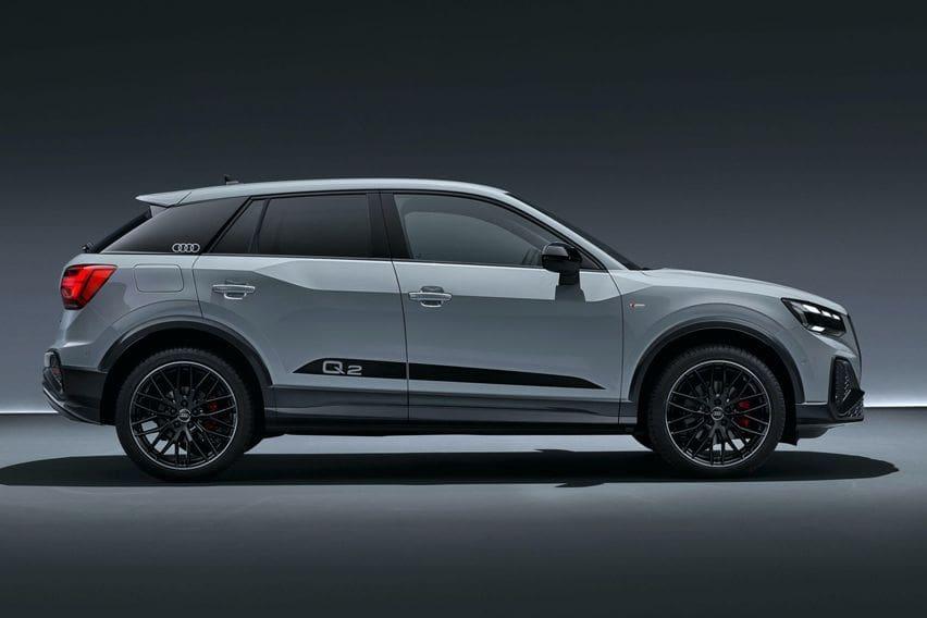 2021 Audi Q2 side