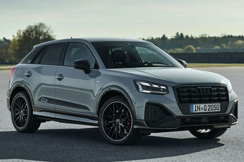 Audi Q2 gets a mid-life update for 2021