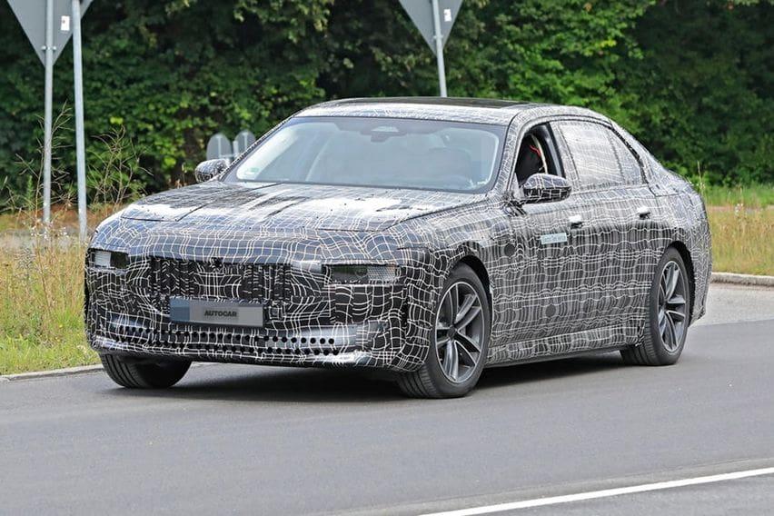 Prototipe BMW i7 Tertangkap Basah, Bakal Menjadi Varian Paling Kuat 7 Series