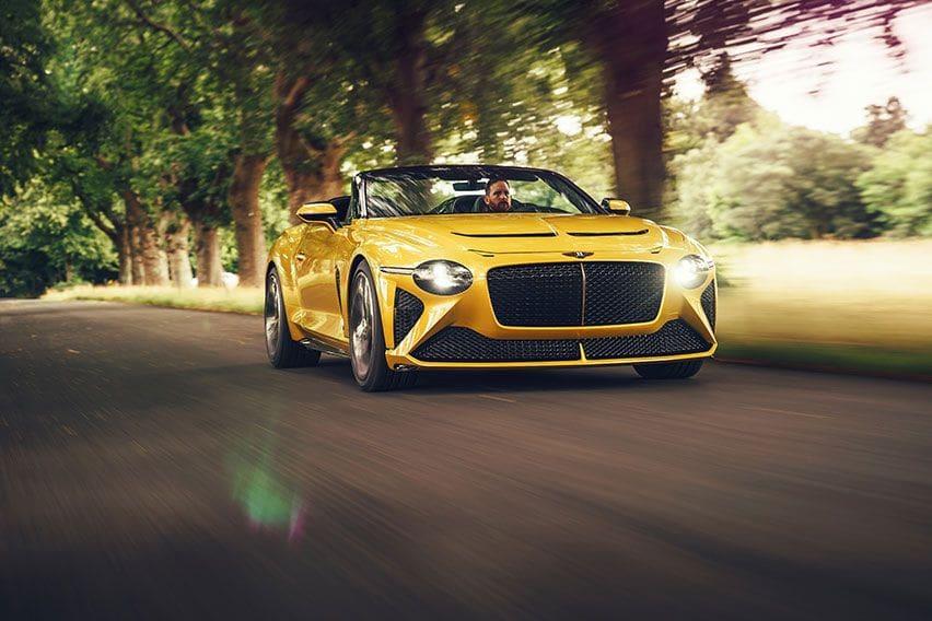 Bentley set for Salon Privé comeback with reveal of Mulliner trio