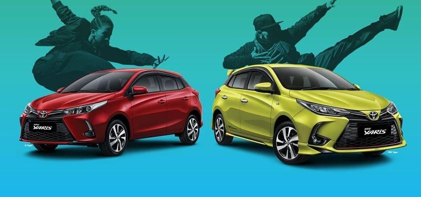 Menilik Spesifikasi dan Ubahan Toyota Yaris Facelift 2020