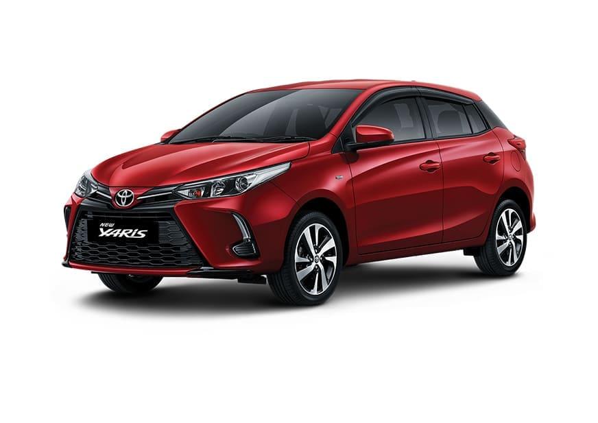Toyota Yaris G CVT Facelift Dijual Rp 274 Juta, Berikut Daftar Lawan Sepadan