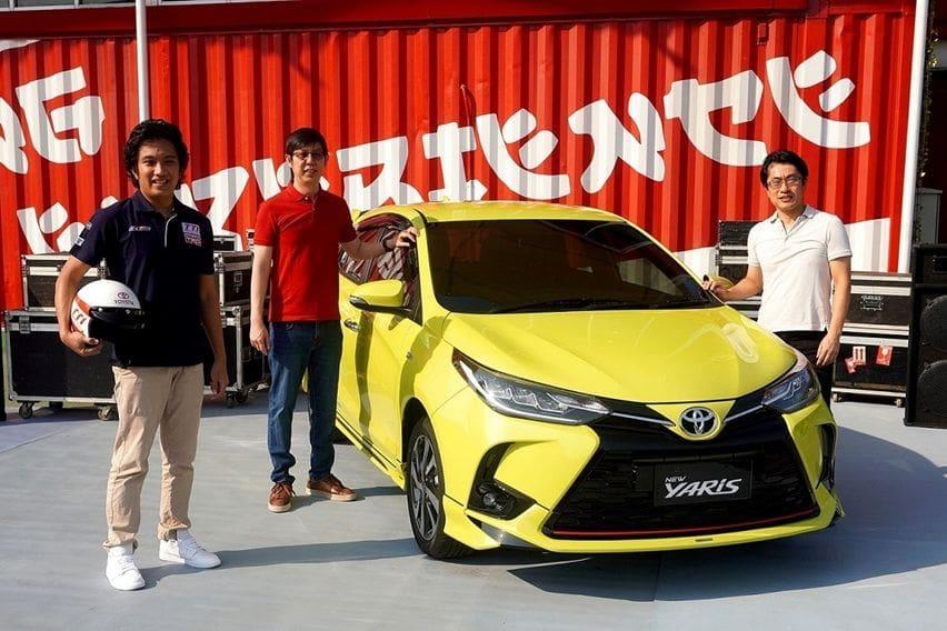 Ini Alasan Toyota Indonesia Boyong Yaris Facelift Versi Thailand