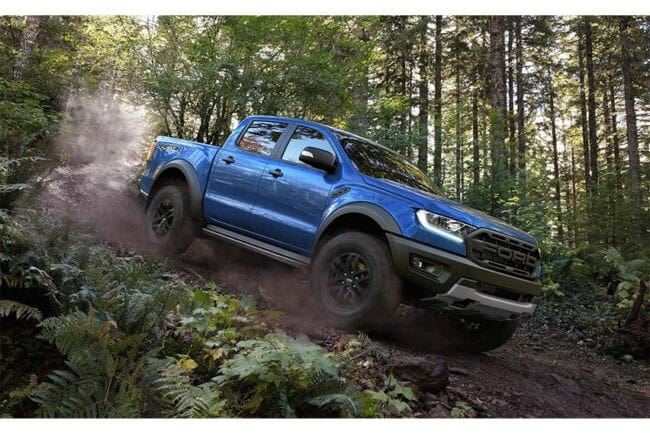 Ford PH offers free 5-year Ranger Raptor care, other deals on lineup