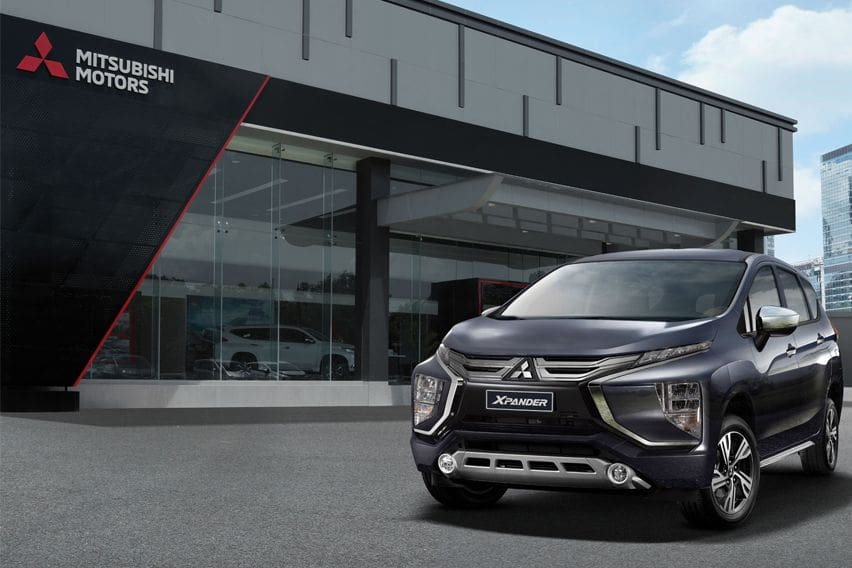 Mitsubishi Xpander to arrive soon locally as CKD model