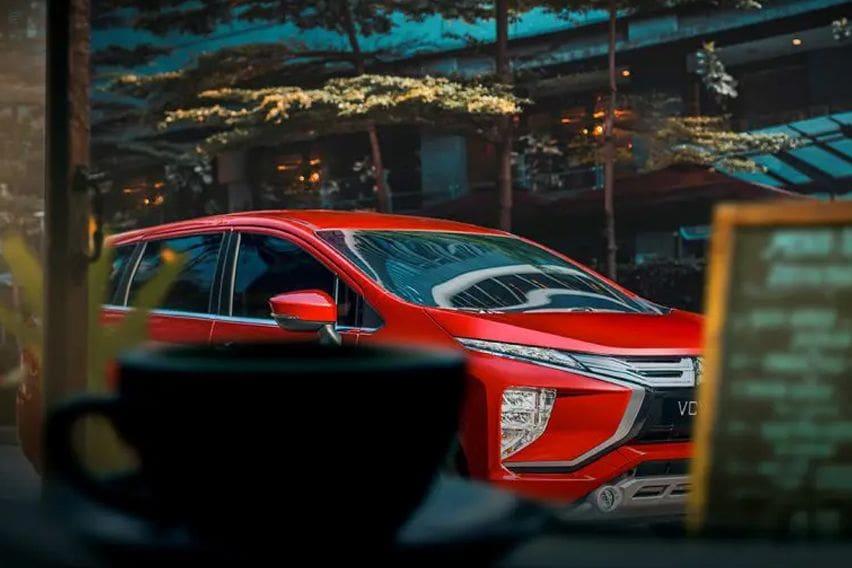 Mitsubishi Xpander DESIGN