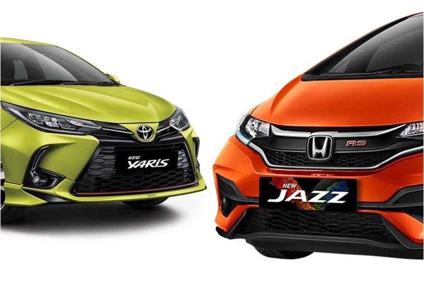 Komparasi Toyota Yaris 2020 Vs Honda Jazz, Mana yang Paling Realistis?
