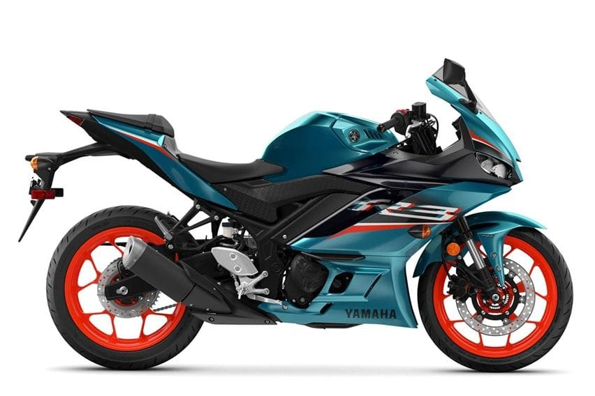 Yamaha YZF-R3 Punya Warna Baru, Mirip Honda NSR250R Repsol