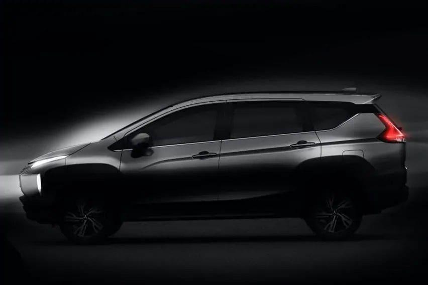 Mitsubishi Xpander side