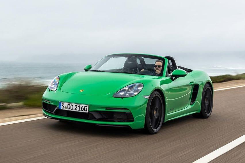 Porsche Sajikan Girboks PDK untuk 718 GTS, Cayman GT4 dan Boxster Spyder