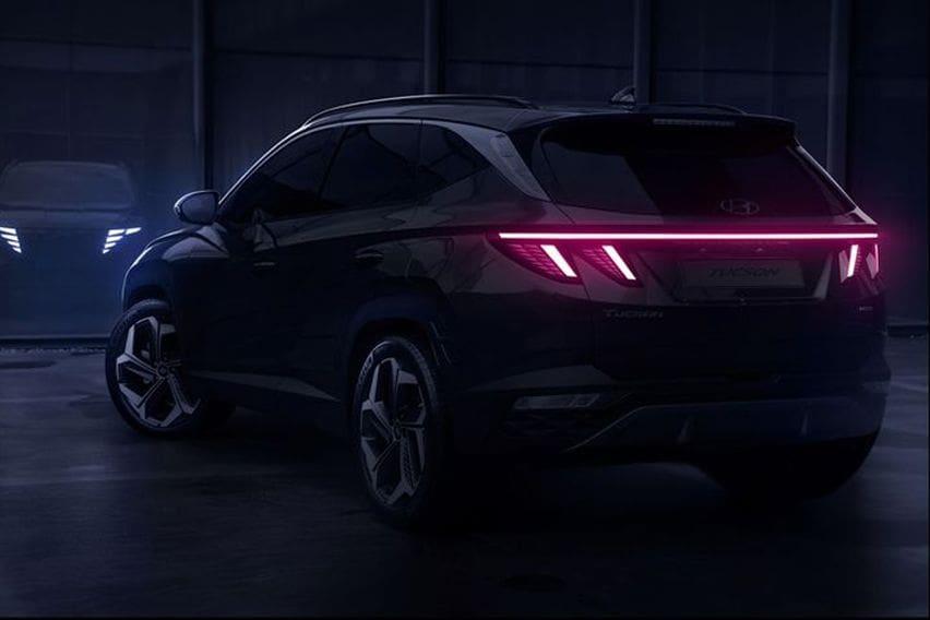 2022 Hyundai Tucson engine specs revealed unofficially