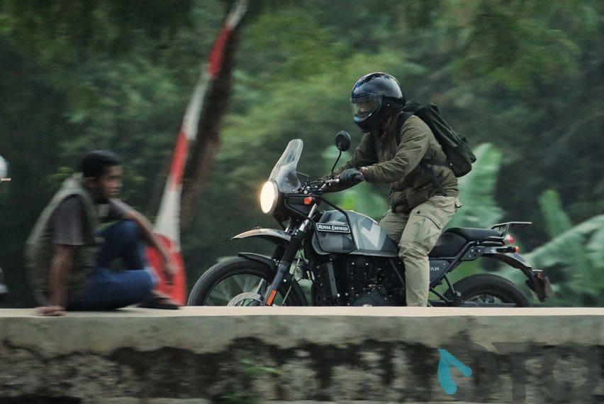 Road Test Royal Enfield New Himalayan (Part 1): Penakluk Segala Medan, Tak Sukar Dikendalikan