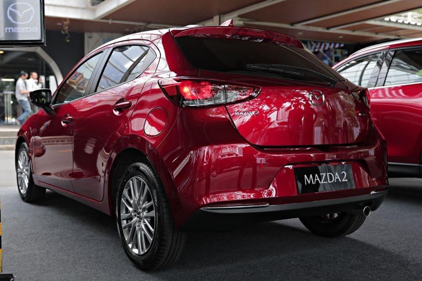 2019 Mazda2