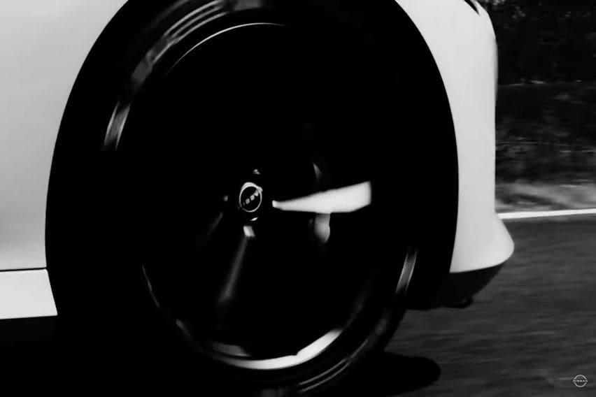 teaser Nissan Z proto