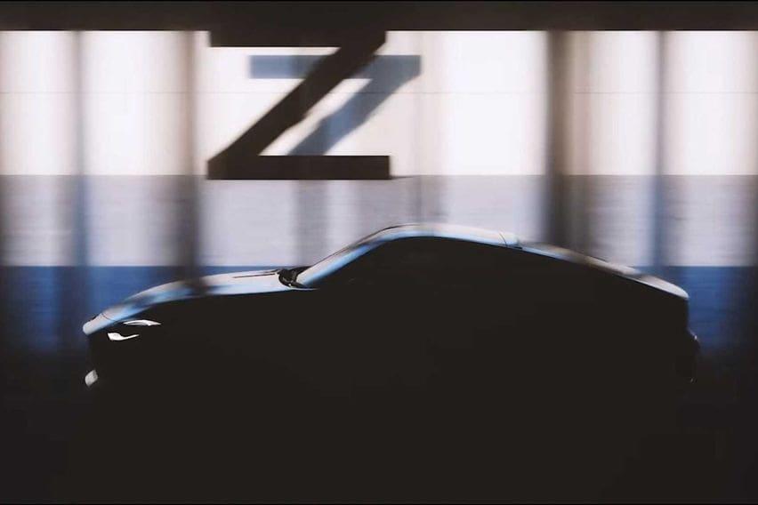 Prototipe Penerus Nissan 370Z Siap Mendebut September ini