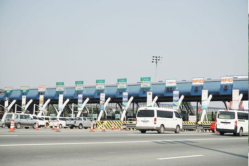 TRB, toll operators ready for 100% cashless toll transactions by Dec.