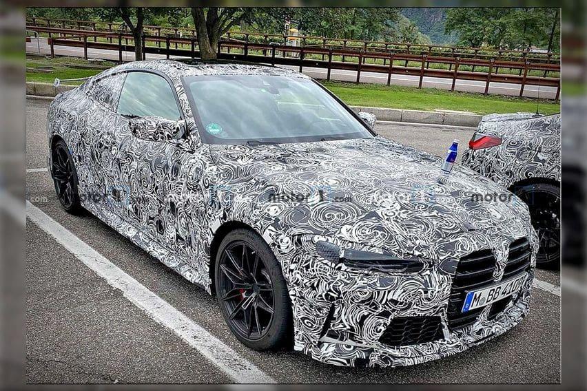 BMW M4 Bertubuh Gahar Tertangkap Kamera, Diduga Varian Terbuas
