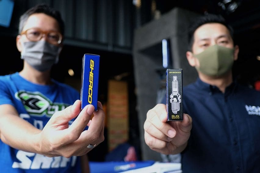 NGK Indonesia Jadi Penyedia Suku Cadang Motor Asal Prancis