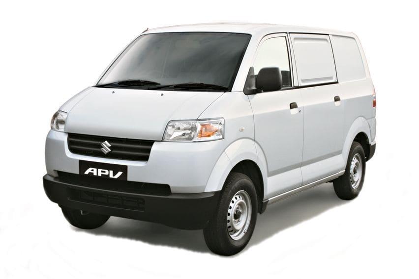Spacious and stylish: The Suzuki APV