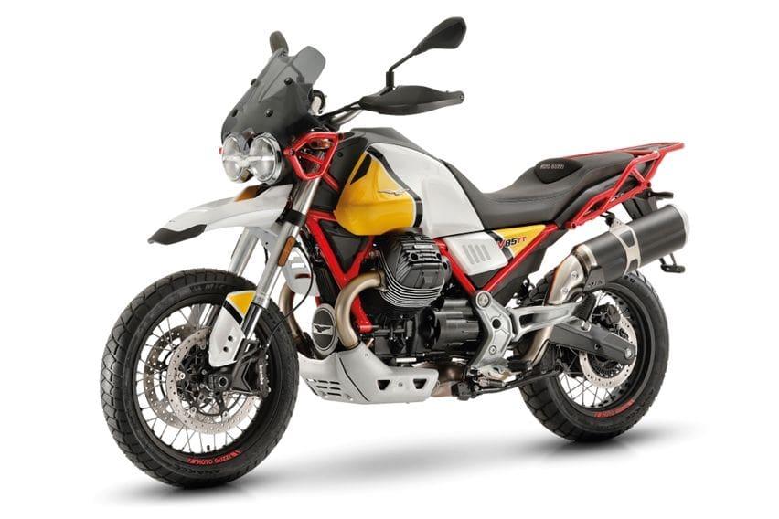Moto Guzzi V85 TT updated for 2021, gets a new variant, ride modes, etc