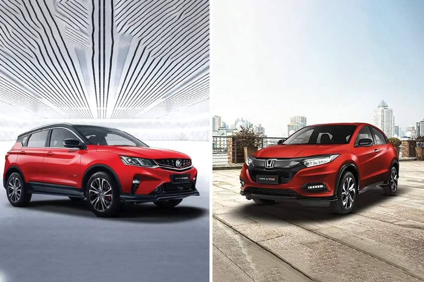 Proton X50 vs. Honda HR-V: What Proton offers at the competitive price?