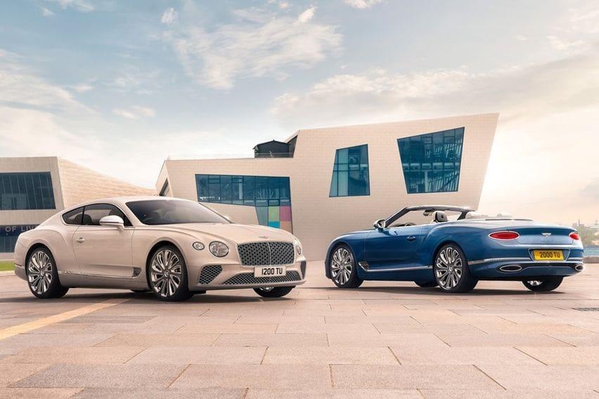 Bentley Continental GT Mulliner Bawa Kemewahan ke Level Baru