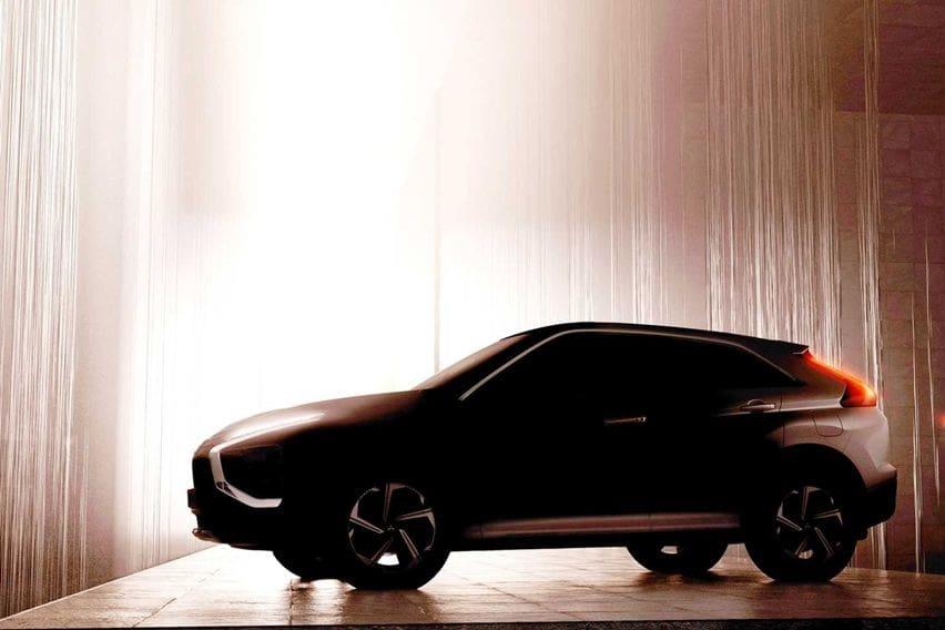 Wujud Baru Mitsubishi Eclipse Cross Mulai Terlihat, Bakal Punya Varian PHEV