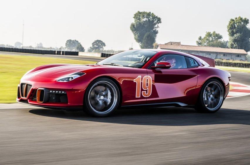 Karoseri Touring Superleggera Rilis Aero 3, Modifikasi Ferrari F12 Berlinetta Bergaya Retro