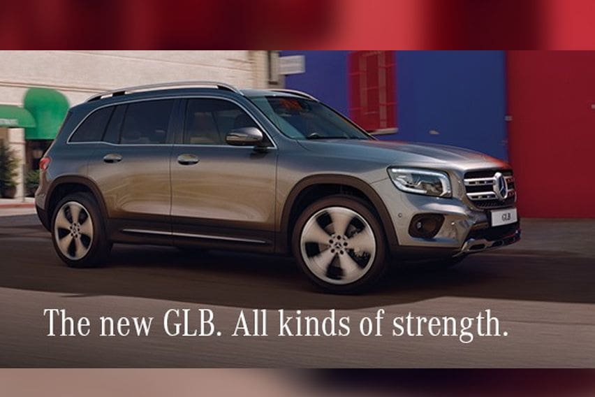 2020 Mercedes GLB SUV launched in Malaysia; price starts at RM 269,118