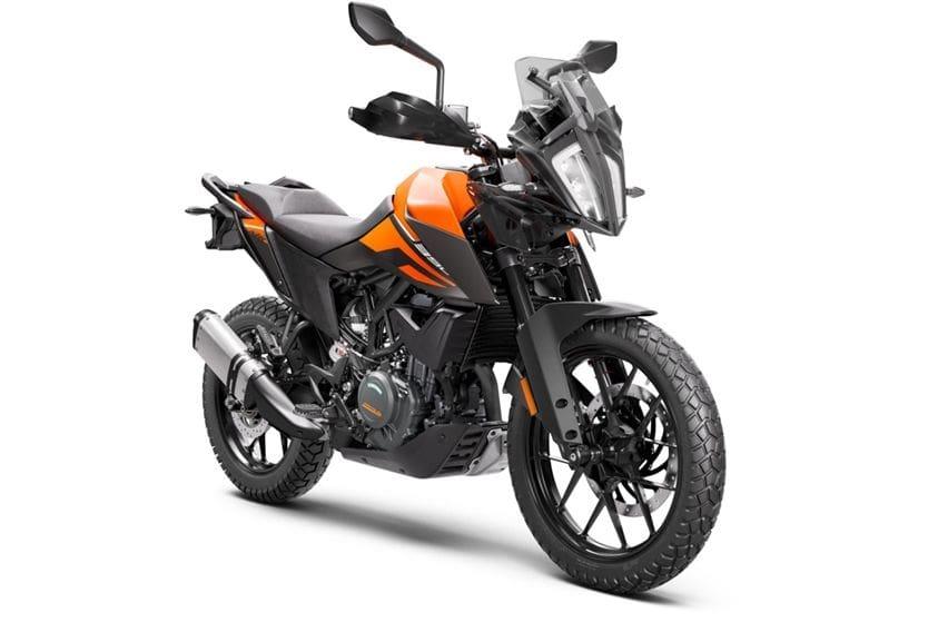 KTM 250 Adventure Rilis Bulan Depan, Layak Saingi Himalayan dan Versys X-250?