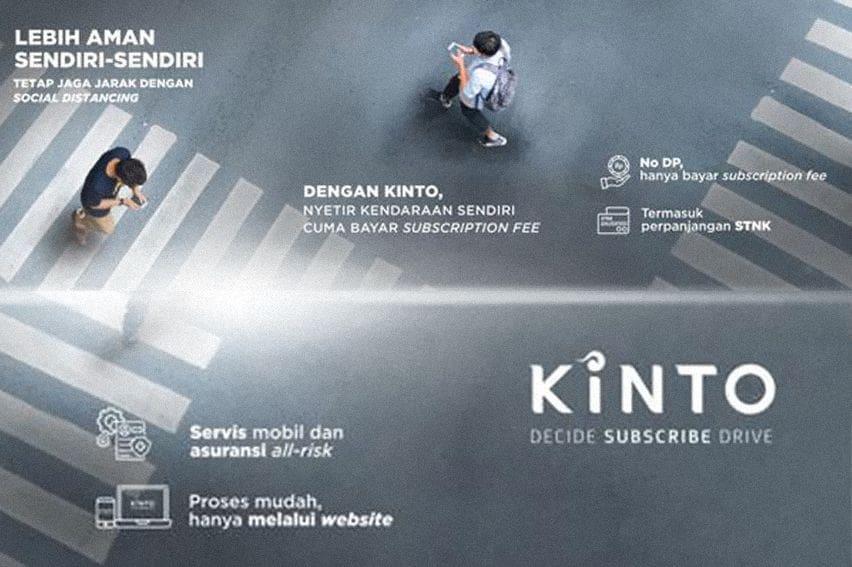 Kinto One Program