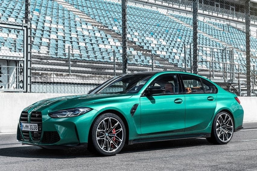 BMW M3 dan M4 Resmi Mendebut, Tampilkan Desain Menohok Membungkus Performa Tinggi