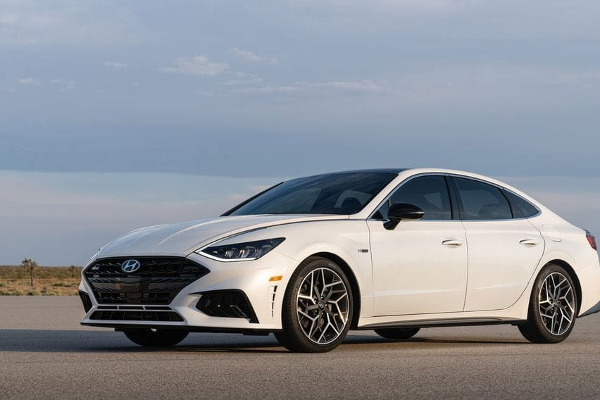 2021 Hyundai Sonata N Line revealed