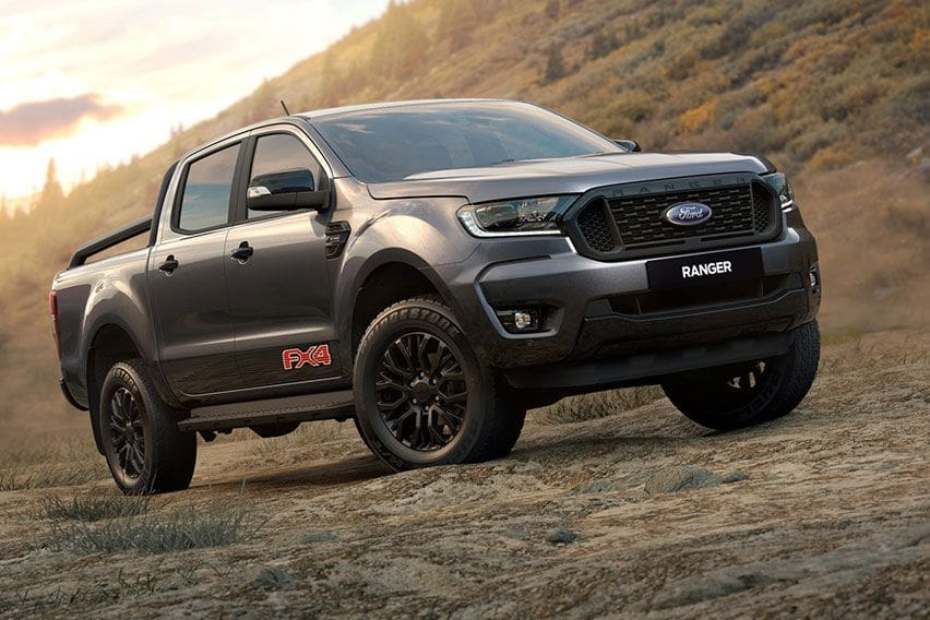 What is the Ford Ranger FX4?