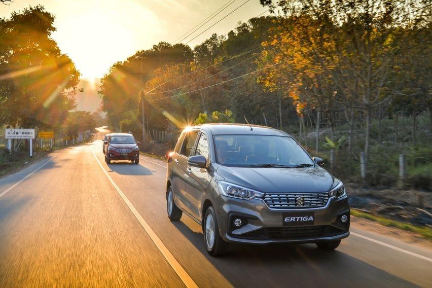 Ekspor Suzuki Ertiga Tak Terbendung Pandemi, Meksiko Serap Ratusan Unit Buatan Indonesia